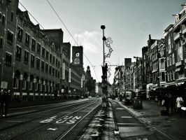 Amsterdam by EGreenrock