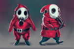 Shyguys by Makkon