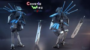 Console Warz - Power-system by przemek-duda