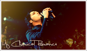 Gerard Way from MCR by Green-Romance