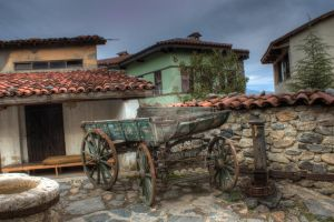 HDR Bursa City -1- by Feelast