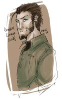 MGS - General George Sears by karaii