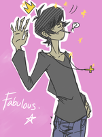 FABULOUS by MelonPan234