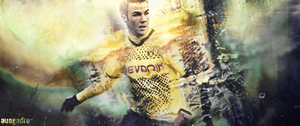 Gotze broussia sign by avogadro by avogadro-gfx
