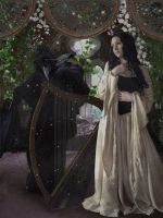 The Harp by Scarlettletters