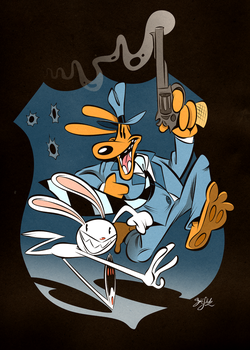 Sam and Max by Themrock
