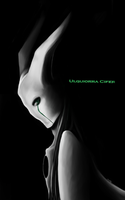 Ulquiorra Cifer (Adjuchas form) by 1Eternity1