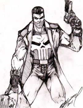 Punisher by kidvicious