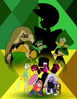Steven Universe - We're Not Gonna Do It Alone by empty-10