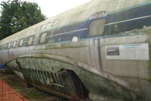 fuselage comet 1a DH106 2 by Sceptre63