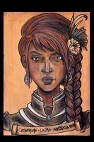 Playing steampunk portraits 3 by Swadharma