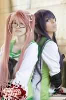 Highschool of the Dead - FanExpo 2012 by X110291