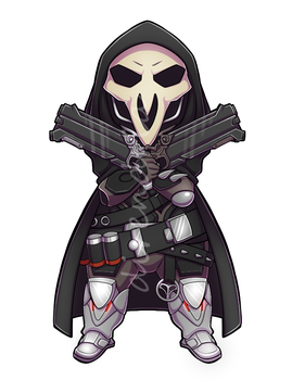 Reaper Charm by direndria