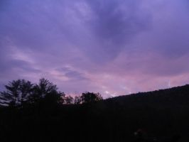 Purple Skies over Poe Valley by LexyLou16