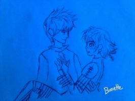 frostcup hand drawing bocet by Buniette