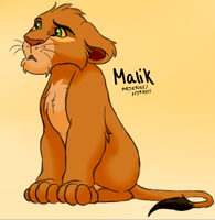 Malik by Nyrexis