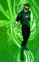 Hal Jordan by Plutos-Eye