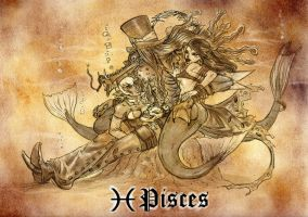 Pisces by Celtikipooh