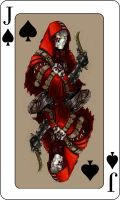Jack of Spades? by DominusHatred
