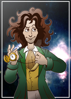Doctor Who : Paul McGann by adamis
