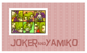 Yamiko-chan Icons by pink-snow