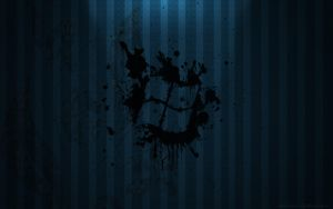 Windows Splatter Wallpaper 3 by dberm22