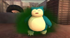 Snorlax farts by soniclover562