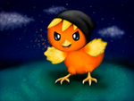 Torchic - PMD by GhoulTamer