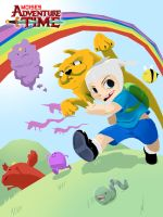 adventure time by lorddeimons