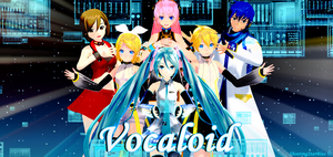 Vocaloid by ShootingStarBlue