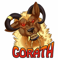 Gorath by MintyMaguire
