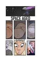 Space Aged - Out Now! by Grumpy-TG