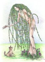 Willow Maiden by nellmckellar