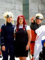 MinatoxKushinaxNaruto: Cosplay by dreams-celestial