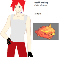 Geoff Snelling: Child of Aries by poisonraven5