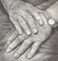 Mothers Hands by Laurasshadesofgrey