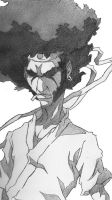 Afro Samurai by Ghost21501