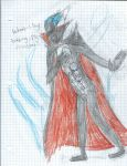 Doodle: The Demon Servant by FanFareKid