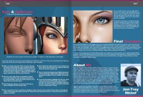 Article on the Female Face Page 4 by HazardousArts