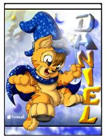 Daniel Wizard tag by Tavi-Munk