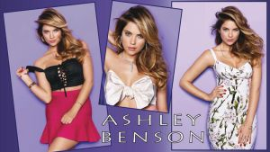 Ashley Benson by ResolutionDesigns