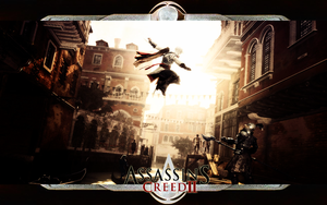 Assassins Creed II Wallpaper 7 by CrossDominatriX5