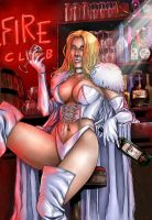 White_Queen_by_color by BDStevens