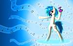 Flowing Melody by J-TestMan