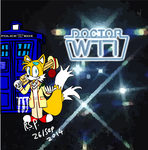 Doctor Wii number 5 played by Miles 'Tails' Prower by TimeLordParadox