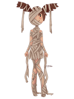Halloween - Mummy by MsCappuccino
