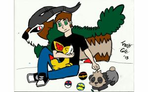 My Pokemon for Pokemon X and Y by Neos-Two