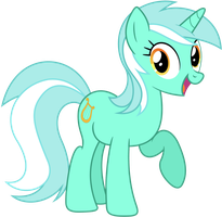 Lyra as seen in 'Leap of Faith' by bluemeganium