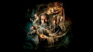 The Hobbit The Desolation of Smaug by vgwallpapers