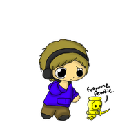 Stephano Knows the Way by Katsumi999